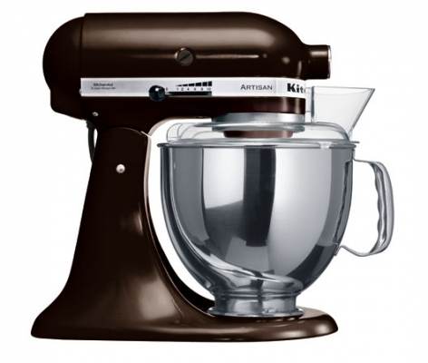 Миксер KitchenAid Artisan 4,8л кофе эспрессо 5KSM150PSEES