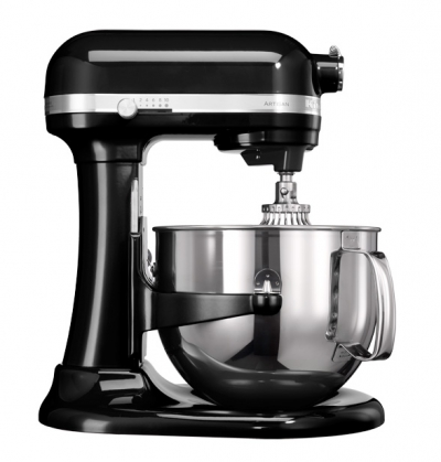 Миксер KitchenAid Artisan 6,9 л черный 5KSM7580XEOB