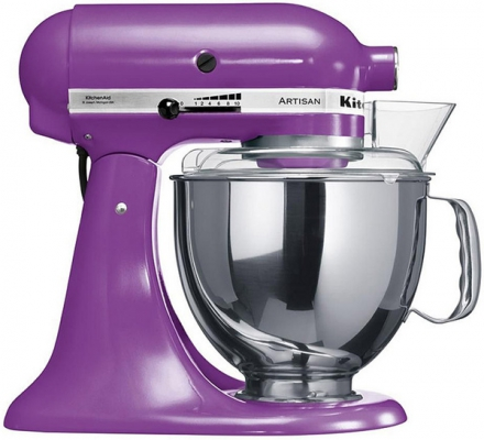 Миксер KitchenAid Artisan 4,8л лиловый 5KSM150PSEGP