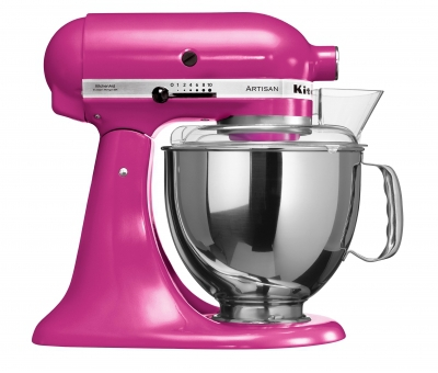Миксер KitchenAid Artisan 4,8л пурпурный 5KSM150PSECB