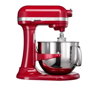 Миксеры Artisan 6.9 л KitchenAid 5KSM7580XEER  красный