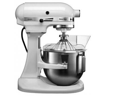 Профессиональный миксер KitchenAid HEAVY DUTY 4.8 л белый 5KPM5EWH