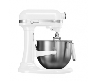 Миксер KitchenAid HEAVY DUTY 6.9 л белый 5KSM7591XEWH