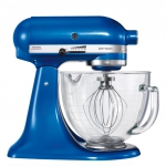 Миксер KitchenAid Artisan 4,8л синий электрик 5KSM150PSEEB