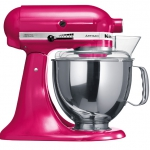 Миксер KitchenAid Artisan 4,8л малиновый лед 5KSM150PSERI
