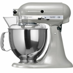 Миксер KitchenAid Artisan 4,8л хром металлик 5KSM150PSEMC