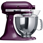 Миксер KitchenAid Artisan 4,8л фиолетовый 5KSM150PSEBY