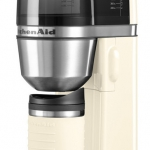 Кофеварка KitchenAid кремовая 5KCM0402EAC