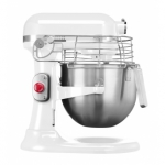 Миксер KitchenAid PROFESSIONAL 6.9 л белый 5KSM7990XEWH