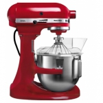 Профессиональный миксер KitchenAid HEAVY DUTY 4.8 л красный 5KPM5EER
