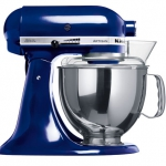 Миксер KitchenAid Artisan 4,8л синий 5KSM150PSEBU
