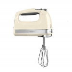 Миксер ручной KitchenAid 5KHM9212EAC кремовый