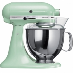 Миксер KitchenAid Artisan 4,8л фисташковый 5KSM150SEPT